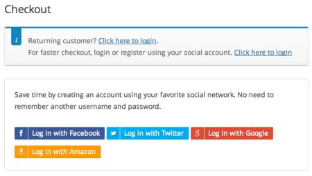 WooCommerce Social Login | Social eCommerce