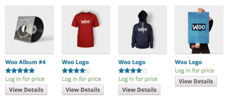 WooCommerce Catalog Visibility Options rules applies