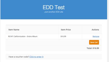 Easy DIgital Downloads change coupon field 2