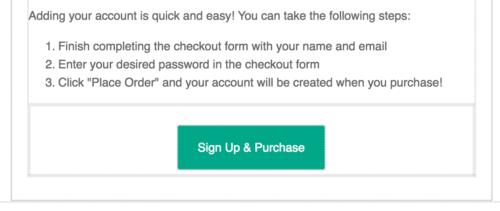 Jilt Email: Set up account