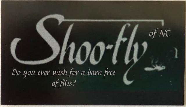 Shoo-Fly of NC
