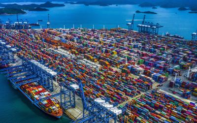 Yantian Port Congestion