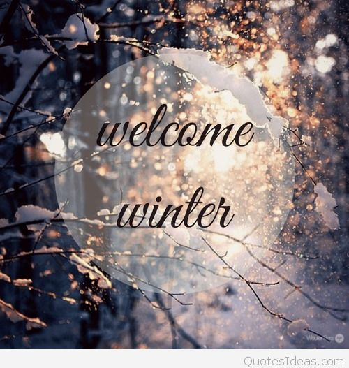 December 21st 6.00pm – Welcome to Winter Service
