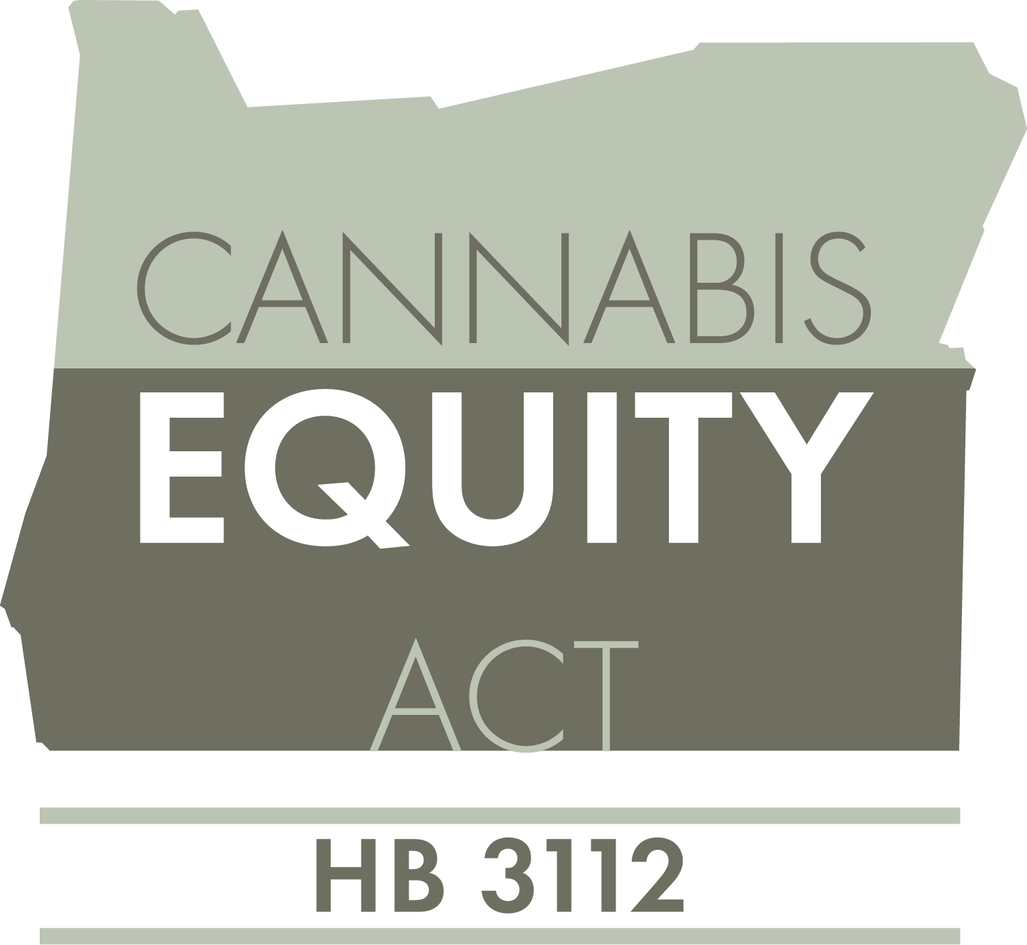 Cannabis Equity Act Logo HB 3112