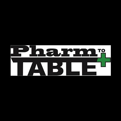 Pharm to Table Logo