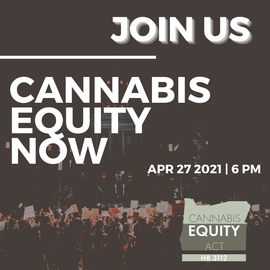 Cannabis Equity Now Event