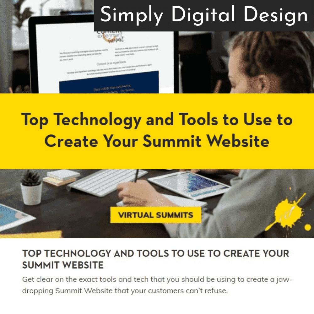 web agency blog post example