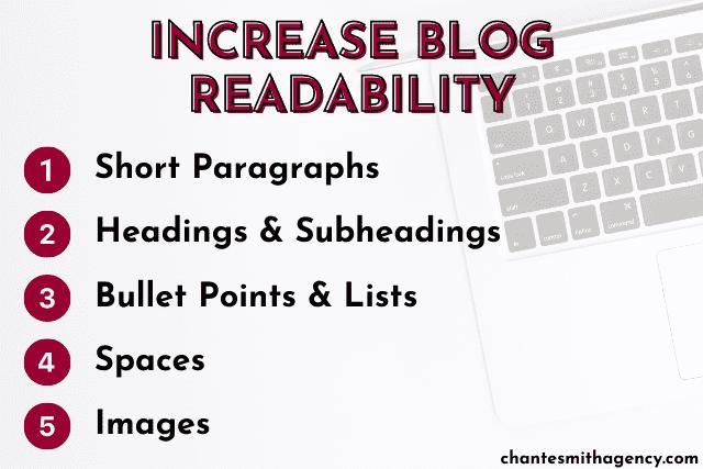 increase-blog-readability