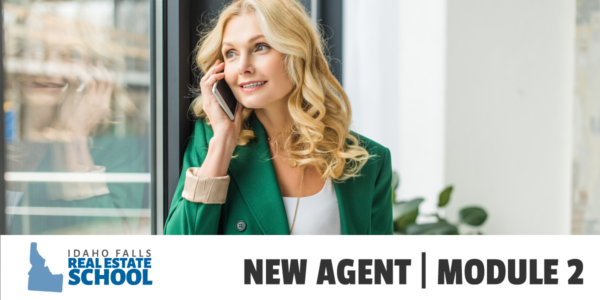 new agent course - real estate - module 1