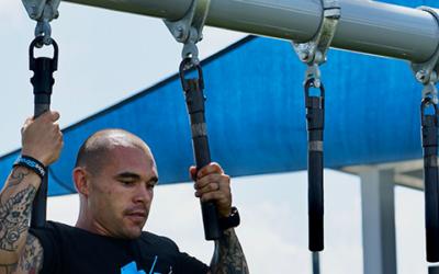 Hanging Dowel Grips
