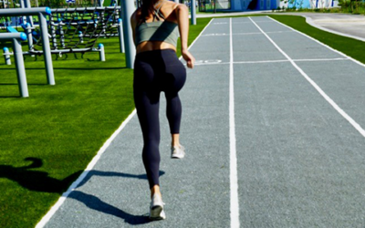 Track Sprint Lane