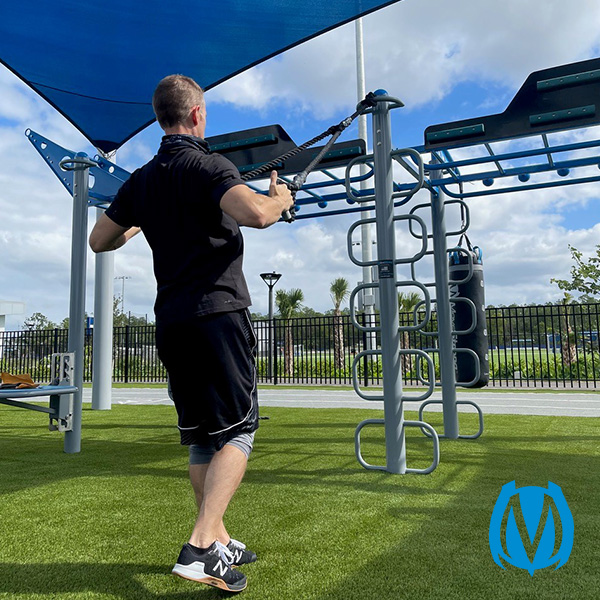 MoveStrong Elevate Trainer