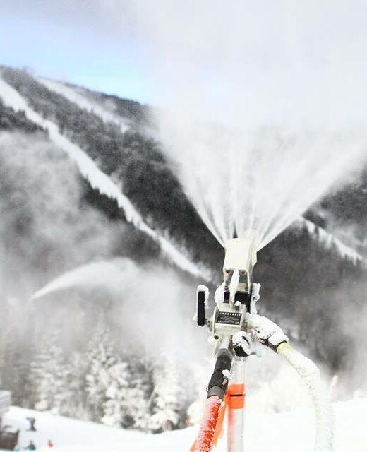 Sugarbush snowmaking