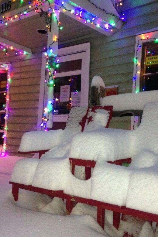 New Snow In Breckenridge