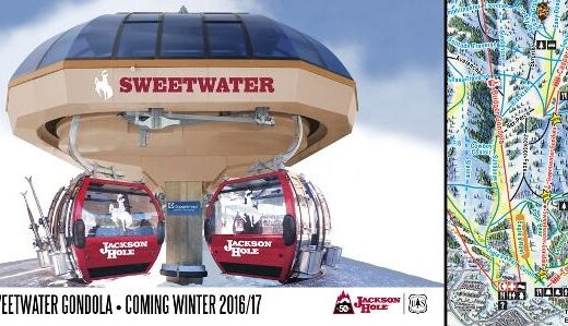 Jackson Hole Sweetwater Gondola