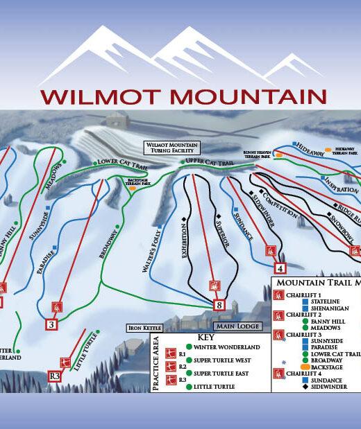 Wilmot Mountain Wisconson