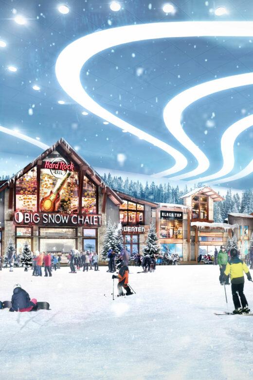Big SNOW America ski area new Jersey