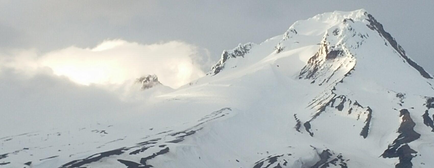 Mount Hood W'East Telemark Camp