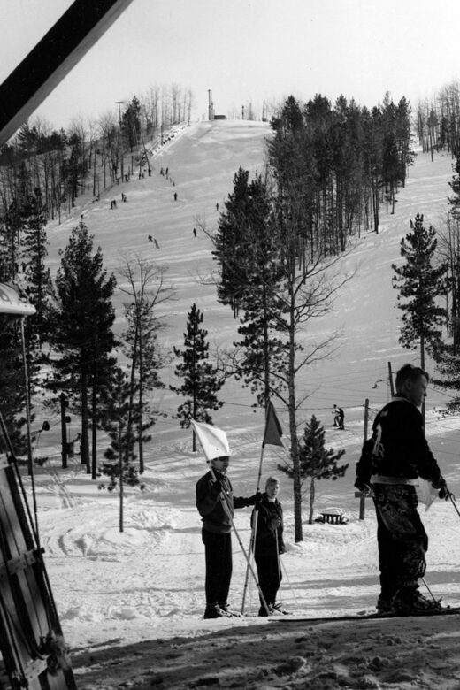 Mt Holiday Ski