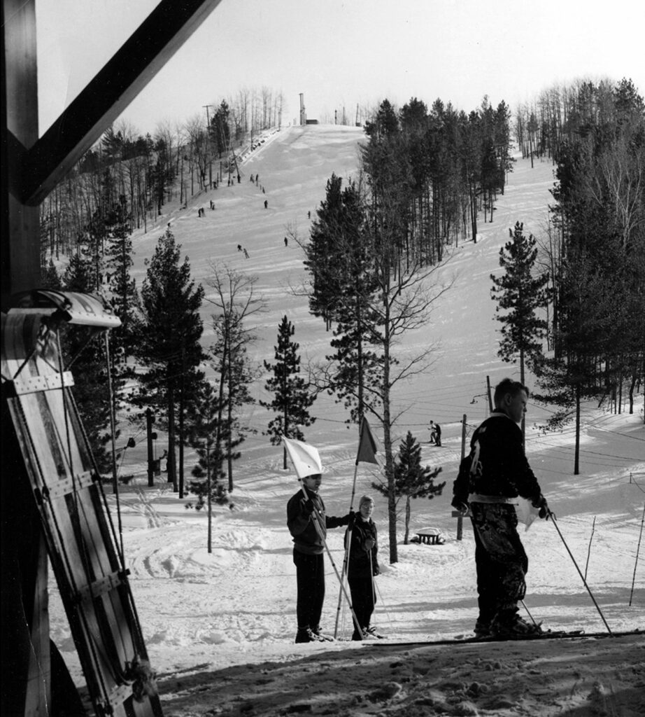 Mt. Holiday Ski Area