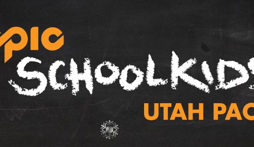 Epic Kids Utah pack