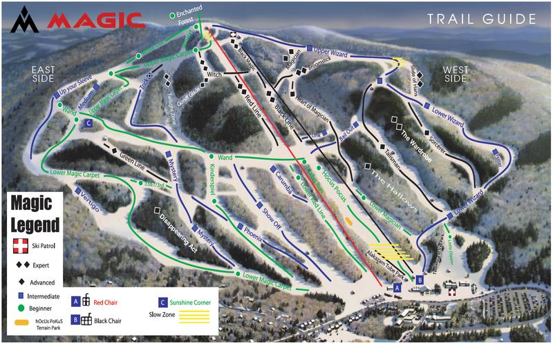 Magic Mountain Ski