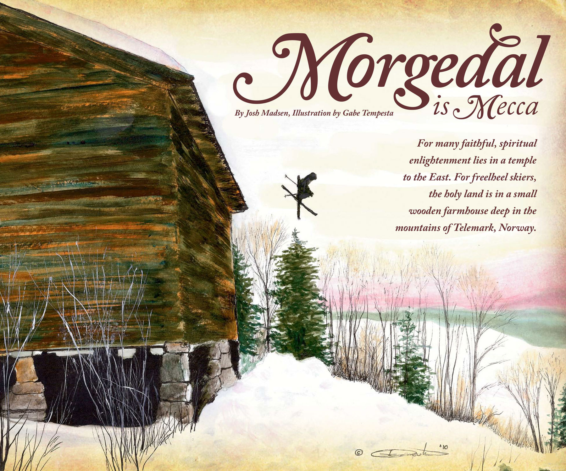 Morgedal