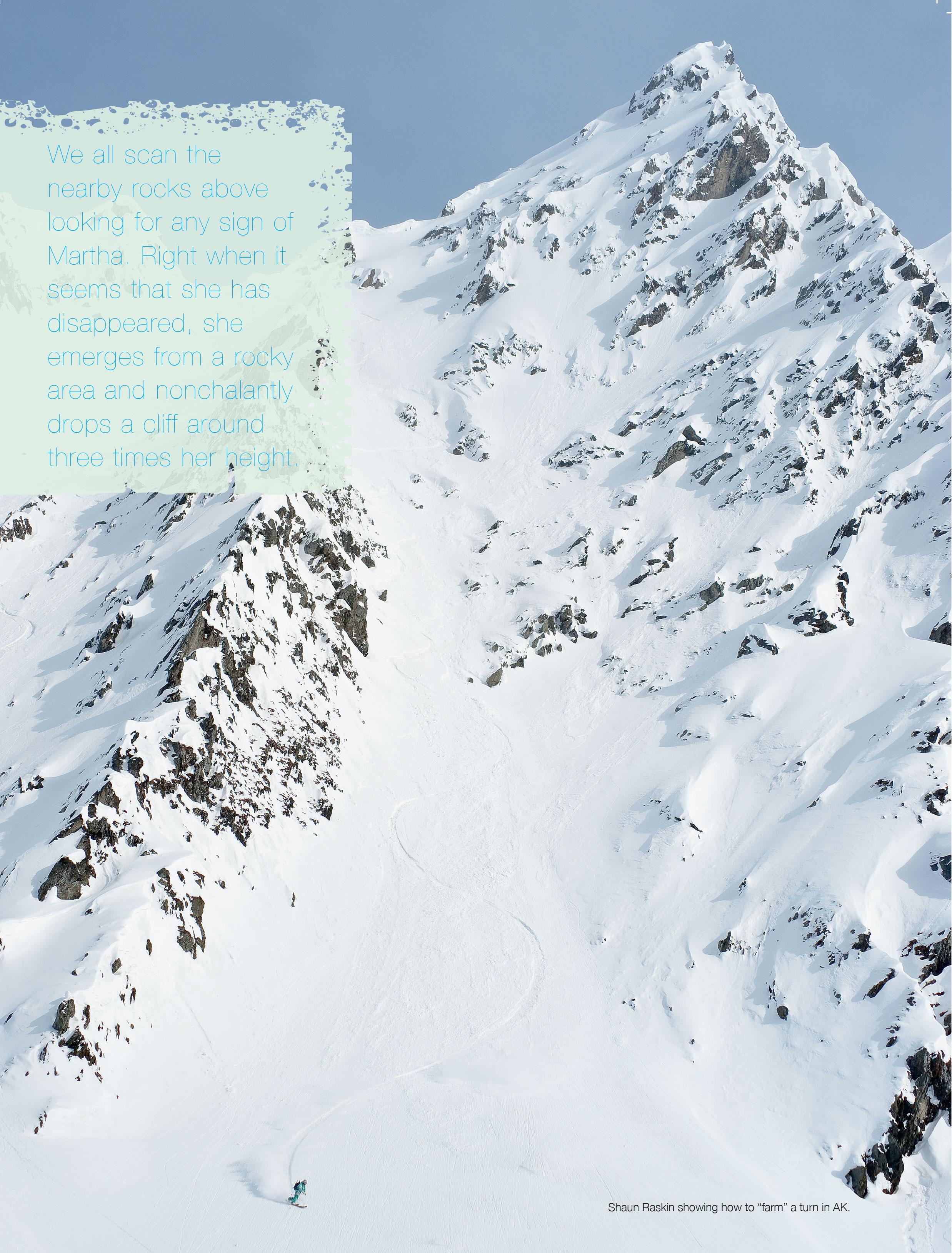 Alaska Telemark Skiing
