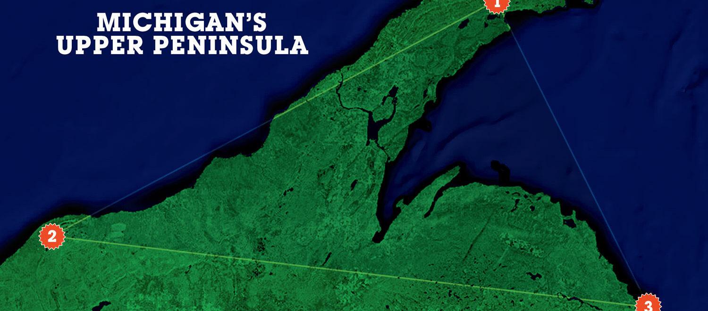 Michigan UP telemark