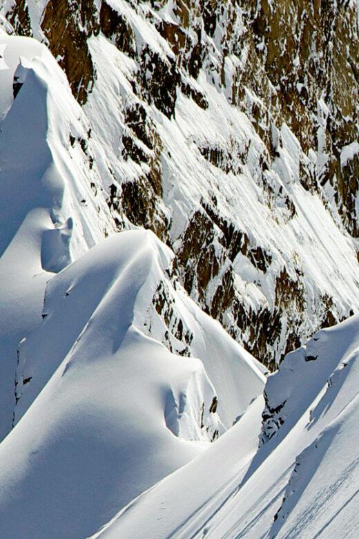 Paul Kimbrough Telemark Skier