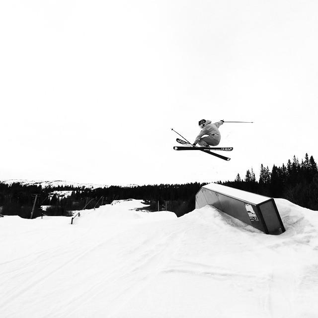 John Olav Folkestad Førland telemark skier