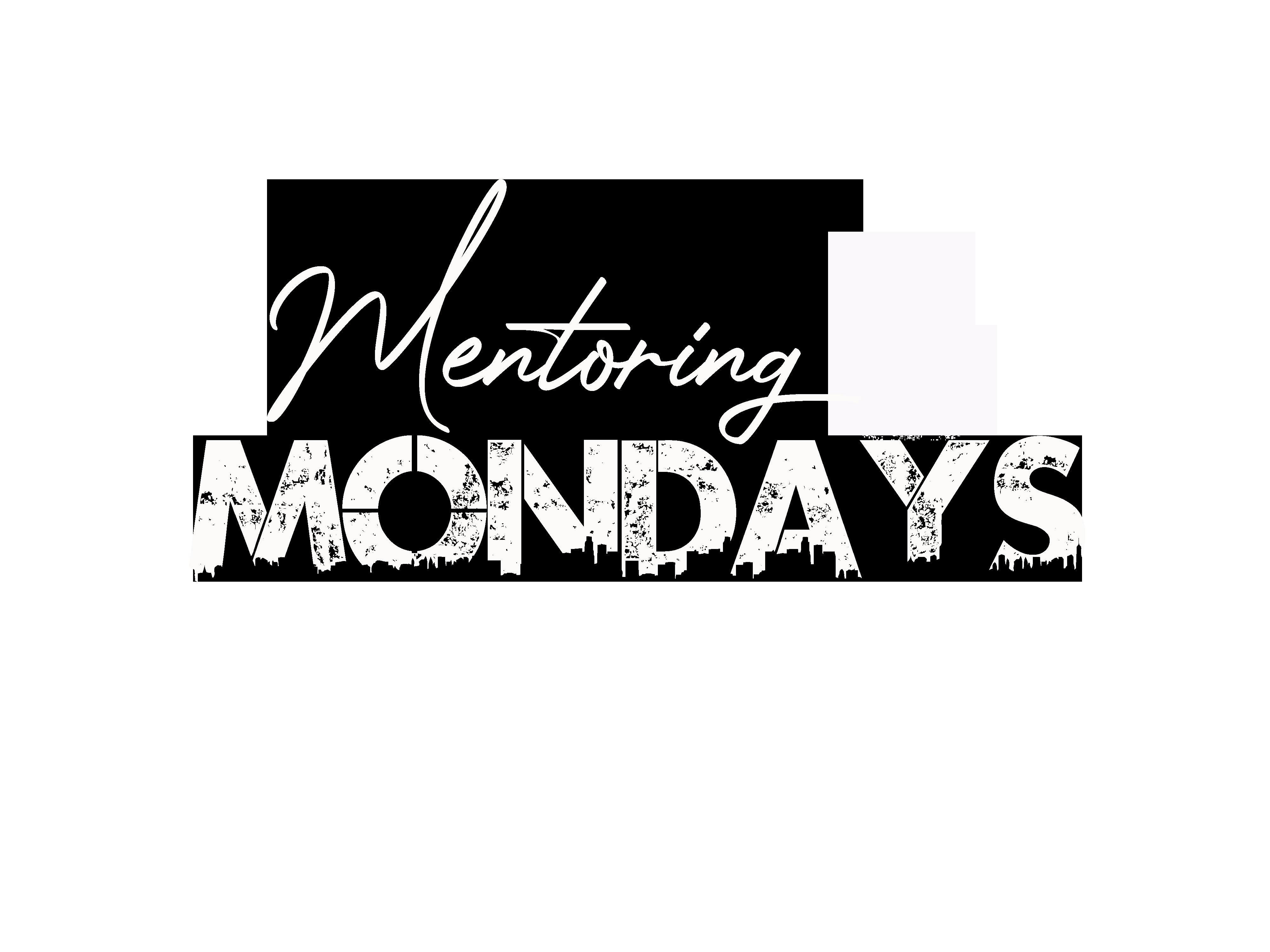 Mentoring Mondays Logo