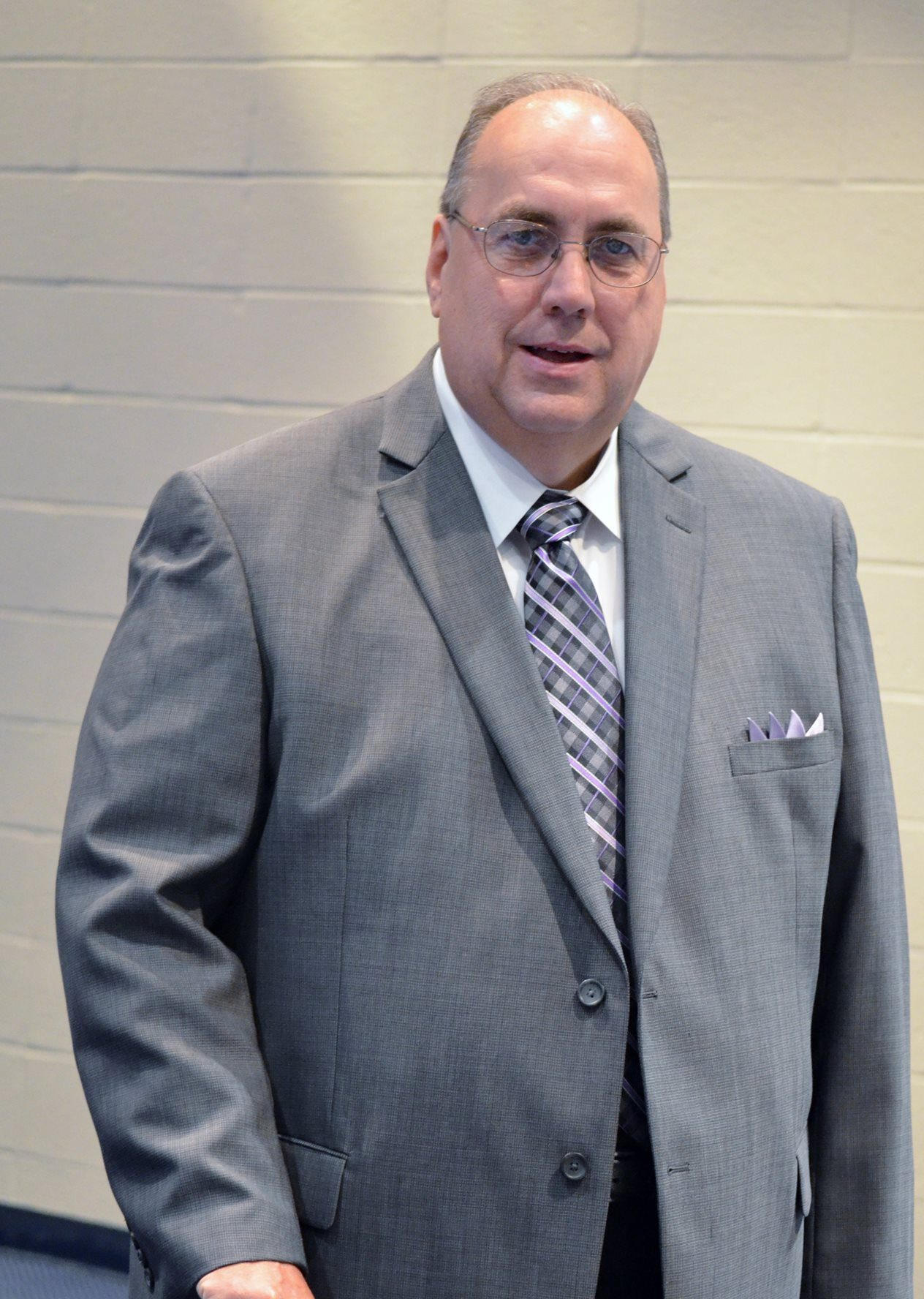 Pastor Russell Brewer