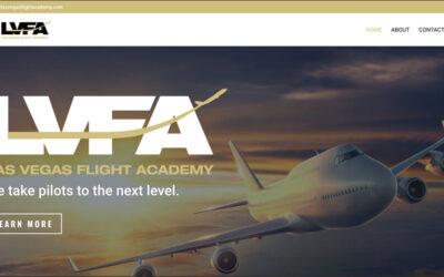 Flight Training Website: Las Vegas Flight Academy