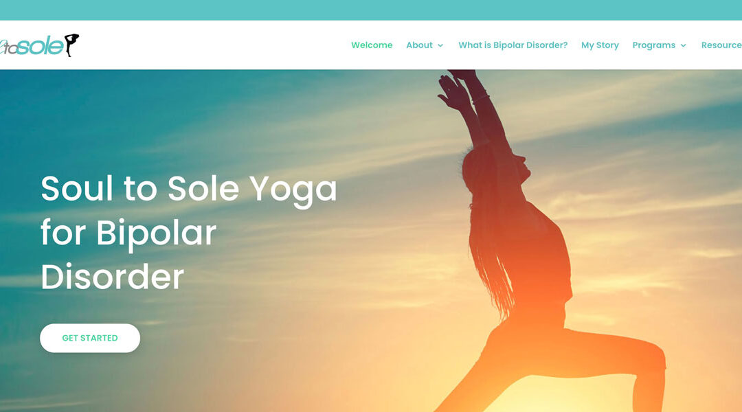 Mental Health Website: Soul to Sole Yoga for Bipolar Disorder