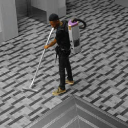 janitorial services for Detroit banks credit unions financial buildings