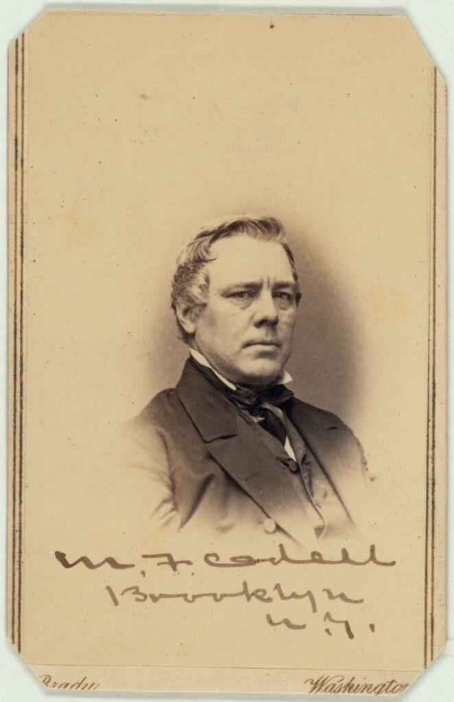 Moses Odell