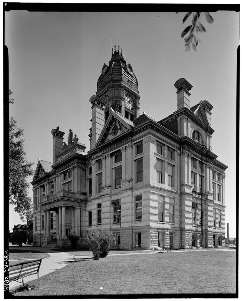 Marshalltown, Iowa Courthouse