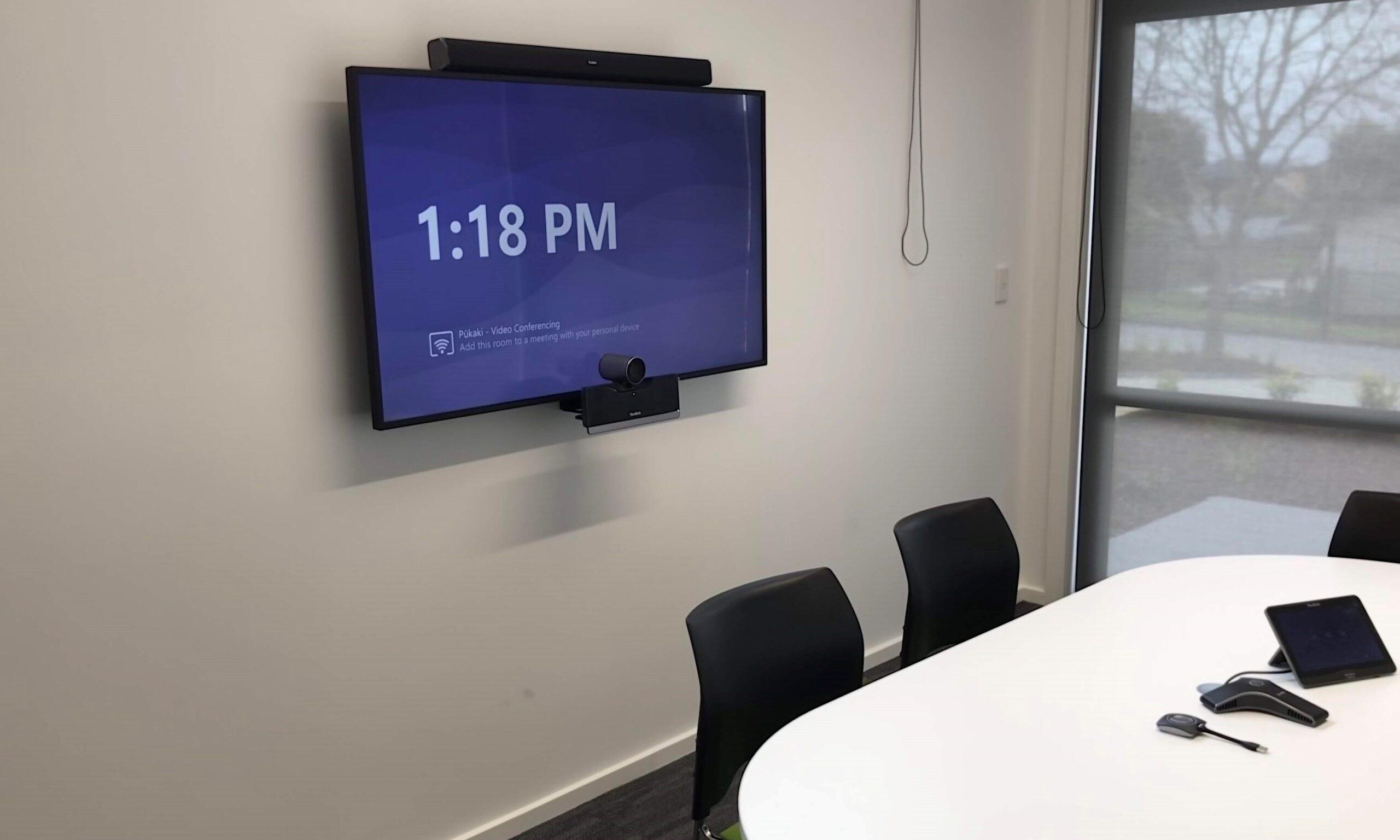Microsoft meeting room solutions