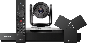 Poly G7500 video conferencing solution