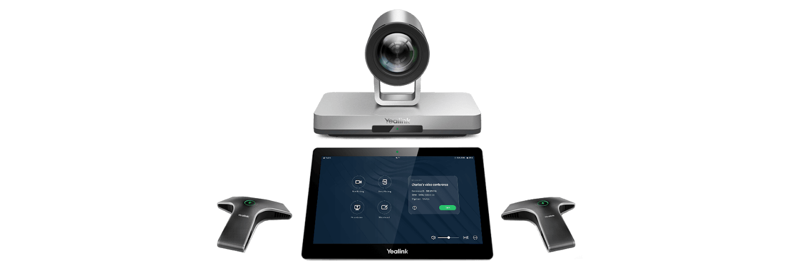 Yealink VC800 video conferencing solution