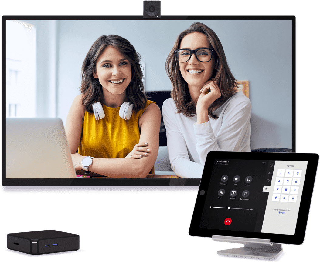 Lifesize Dash software based room video conferencing solution