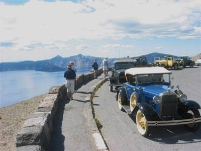 Crater Lake Tour