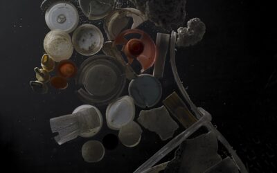 Plastic Beach: The ugly beauty found in the Great Lakes and St. Lawrence Seaway through photos by John Healey