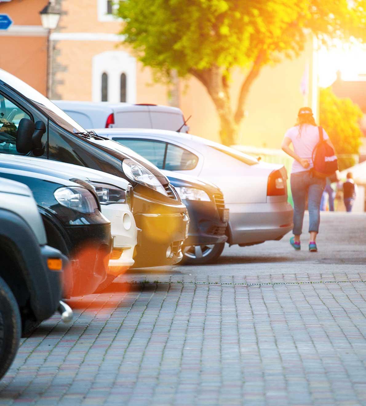 PCI Municipal Services   Parking Management Services