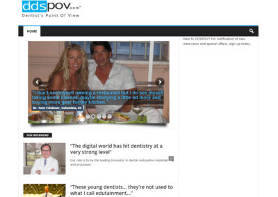 ddspov.com: A blog with a dentist's point of view.