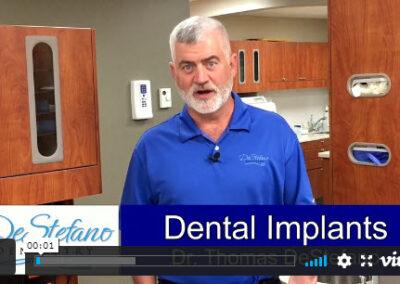 Patient education video library / social media campaign. Dr. DeStefano