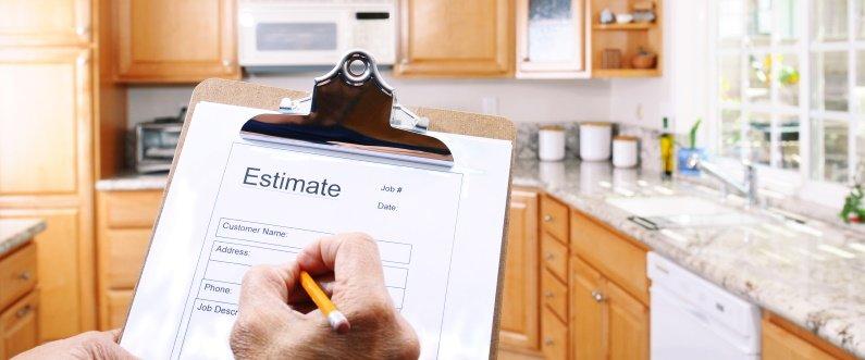 home remodeling estimate in KC