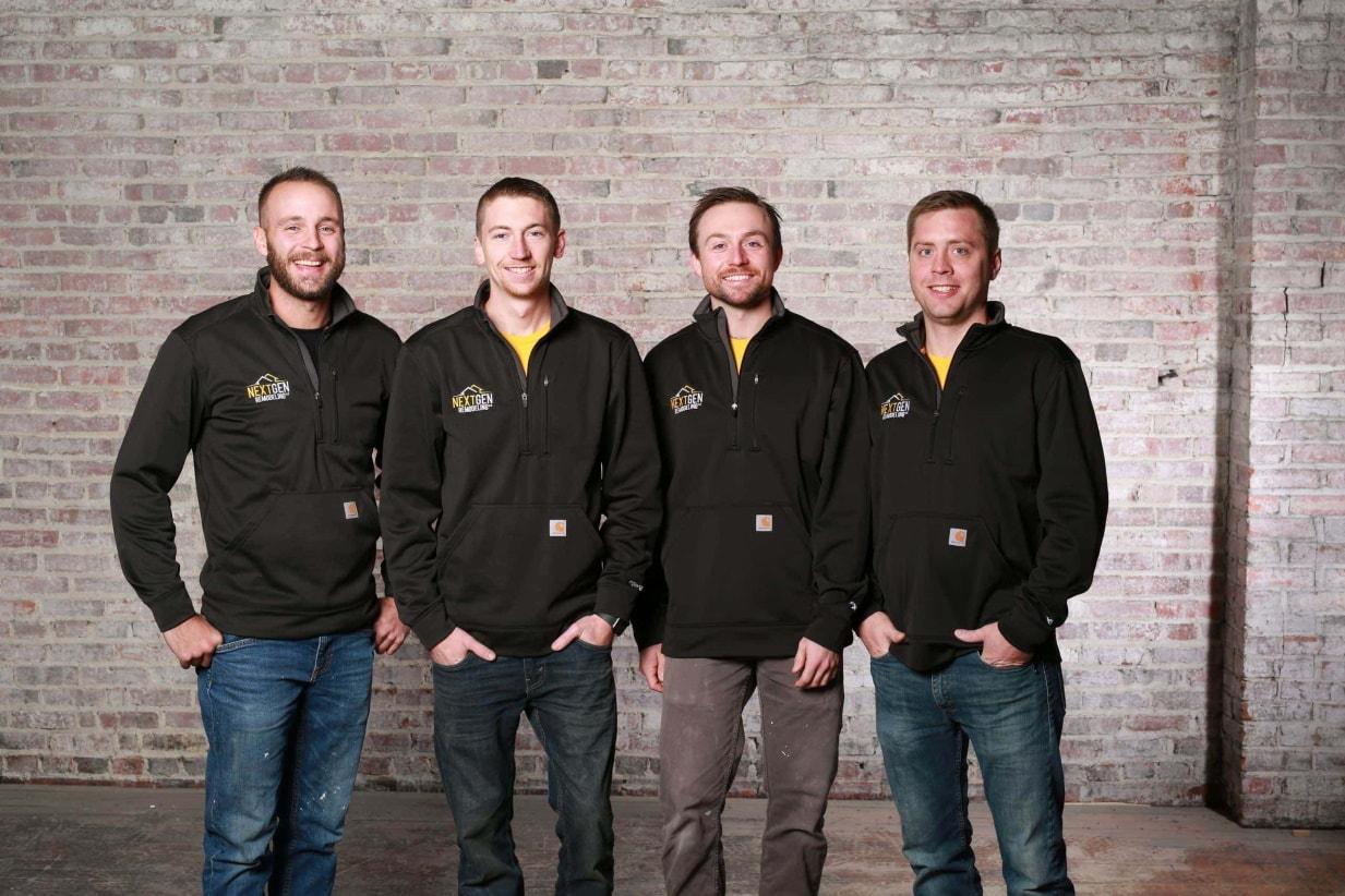 NextGen Remodeling team