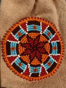 star-colorful-beads-lost-indian-camp